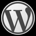 WordPress logoa
