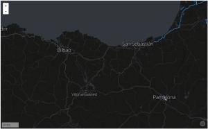 Euskal Herriko egungo egoeraren mapa